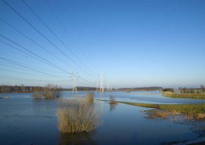Electriciteitsmasten - Electricity Pylons (River IJssel)