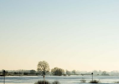 Hoogwater IJssel - Flooded River IJssel